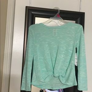 Other - 🌵Cute teal colored long sleeve shirt